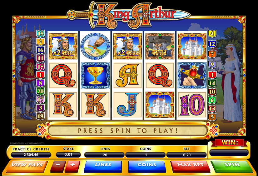 online slots that pay real money king casino