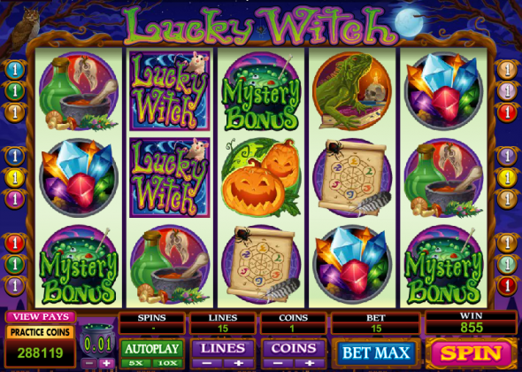 Lucky Witch Online Slot for Real Money - Rizk Casino