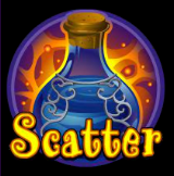 lucky witch scatter