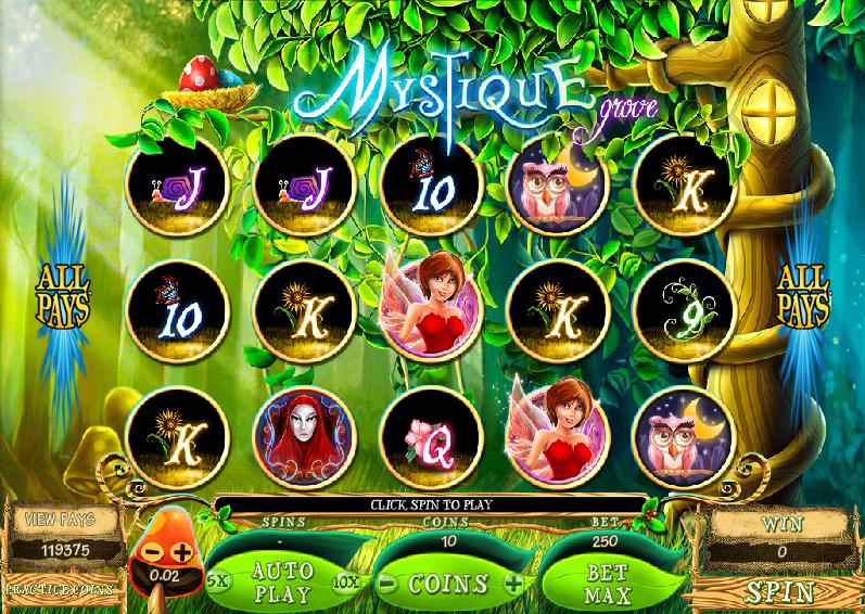 mystique grove screenshot