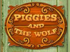 piggies and the wolf scatter