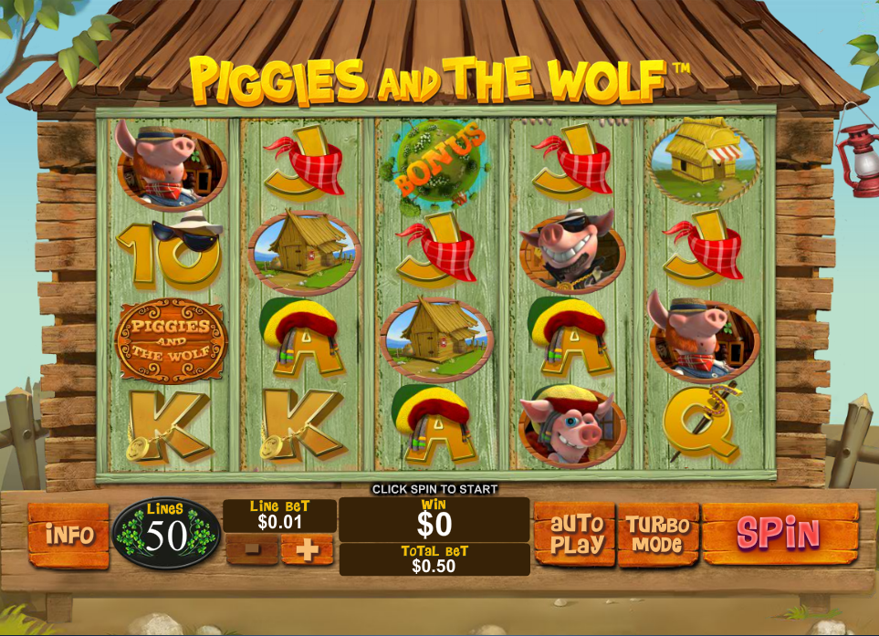 Wolfs Bet Slot - Try it Online for Free or Real Money