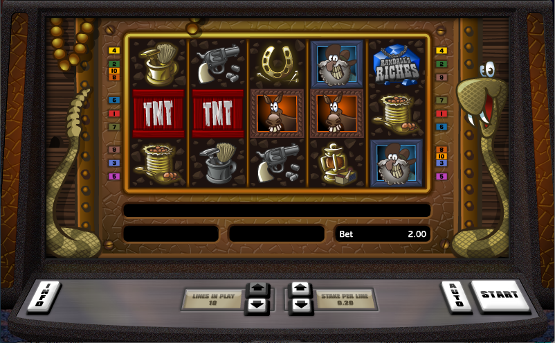steam punk slot