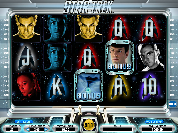 star trek screenshot