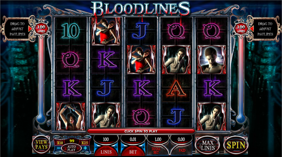 bloodlines slot