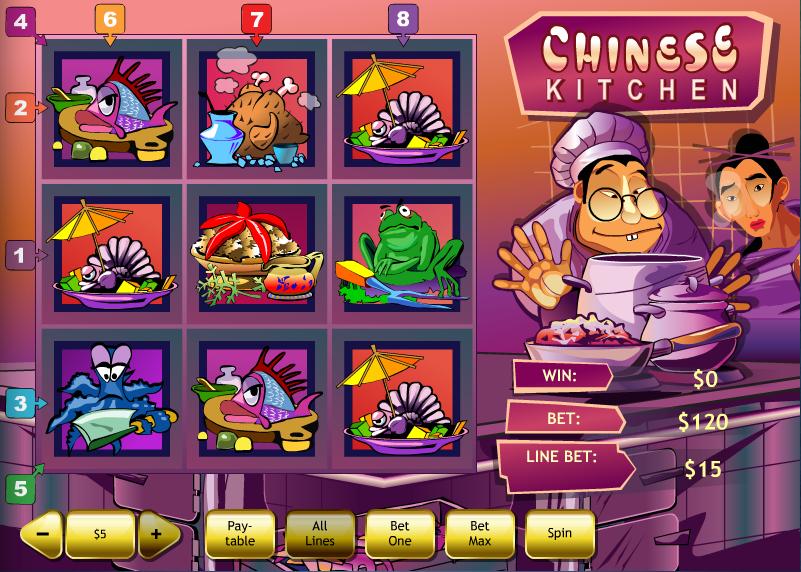 chinese kitchen screenshot