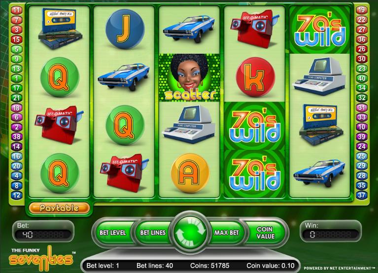 Funky Seventies Slots - Play Funky Seventies Slots Free Online.