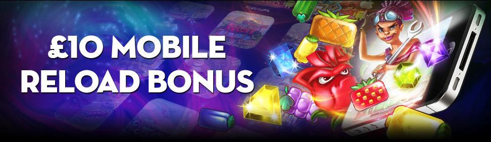 10 mobile bonus at harry casino online slots guru - Bonus mobile ...