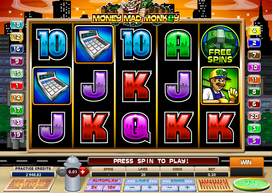 Spiele Mad Monkey - Video Slots Online