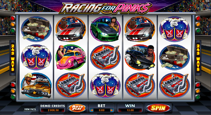 racing for pinks screenshot
