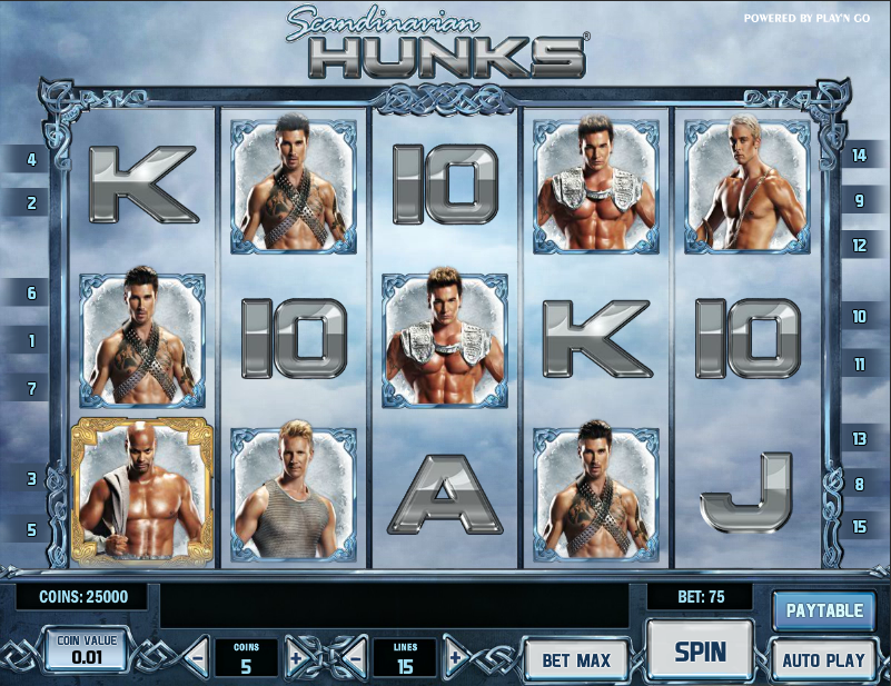 scandinavian hunks screenshot