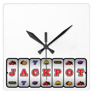 slot clock