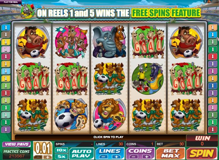 soccer safari screenshot