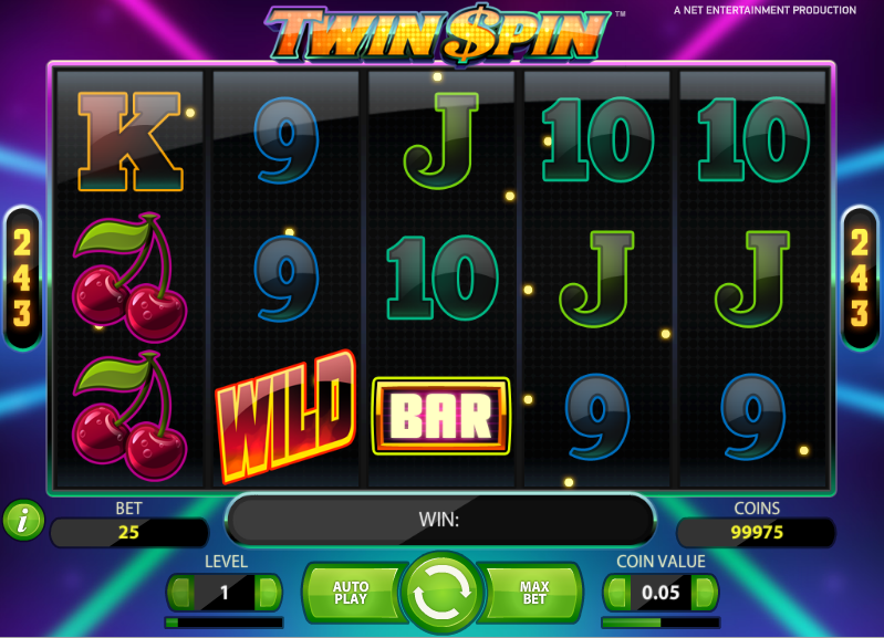 Twin Spin Slot Machine Online ᐈ NetEnt™ Casino Slots