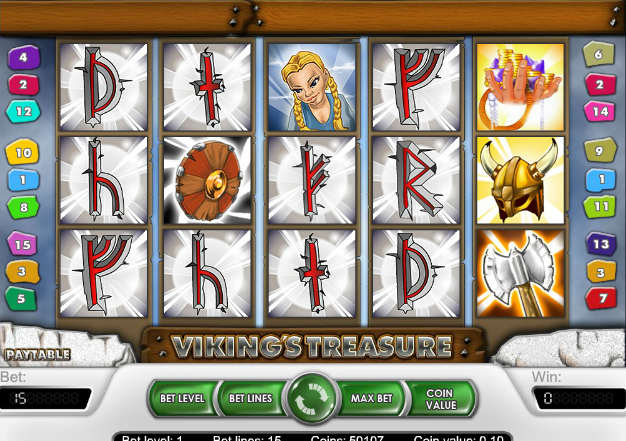 vikings treasure screenshot