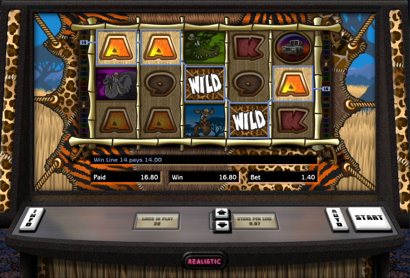 Go Wild Slot Review & Free Instant Play Casino Game
