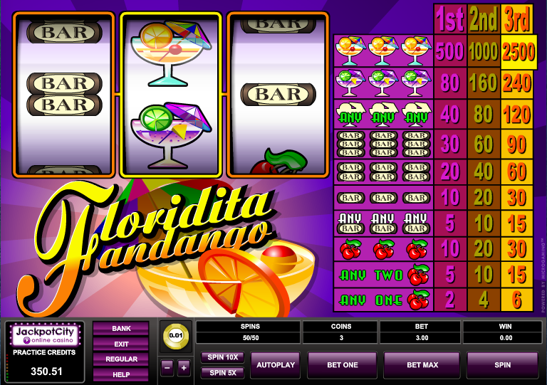 Floridita Fandango™ Slot Machine Game to Play Free in Microgamings Online Casinos