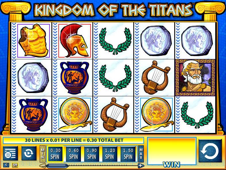 kingdom of the titans screenshot