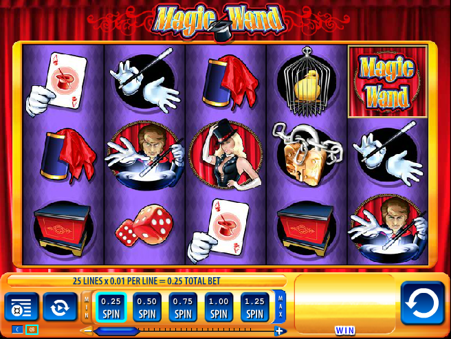 magic wand screenshot