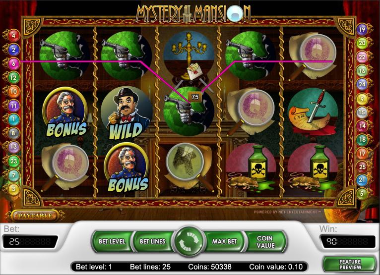 mansion online casino casino novolino