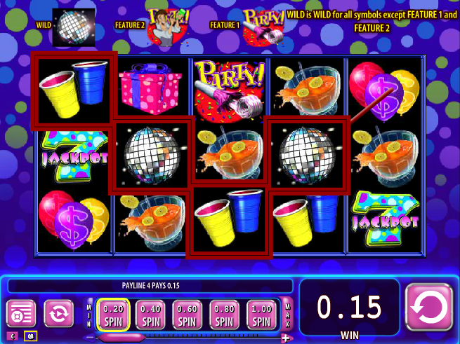 Super Jackpot Party slot- gratis demospil & anmeldelse