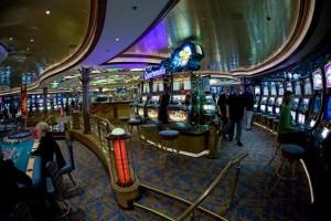 Slots at Aspers Stratford