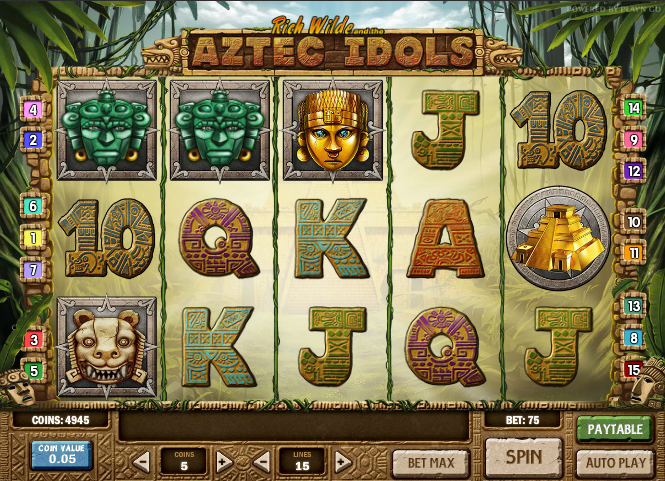 Aztec Treasure Slots - Play the Online Slot for Free