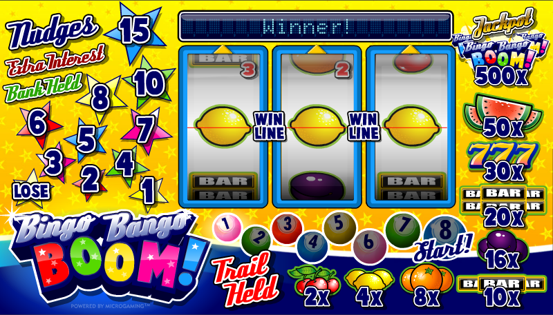 Bingo Bango Boom™ Slot Machine Game to Play Free in Microgamings Online Casinos