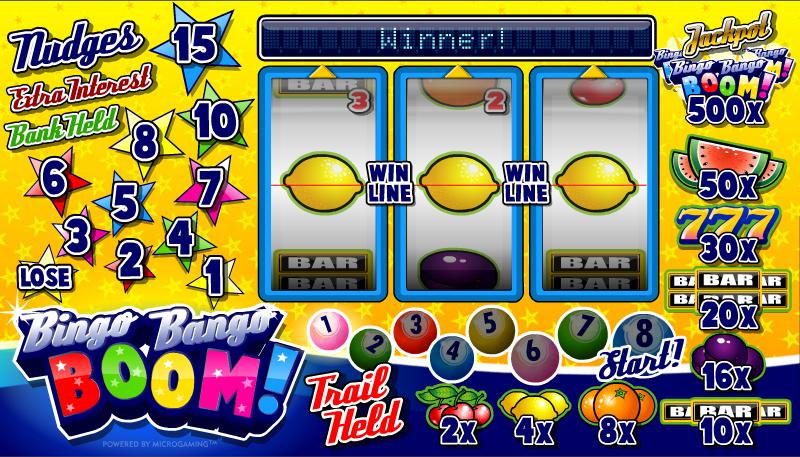 bingo bango boom! slot review