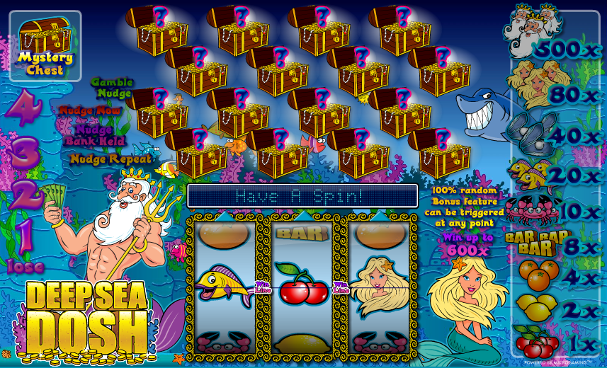 Deep Sea Dosh™ Slot Machine Game to Play Free in Microgamings Online Casinos