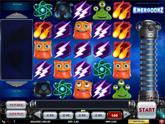 energoonz slot review