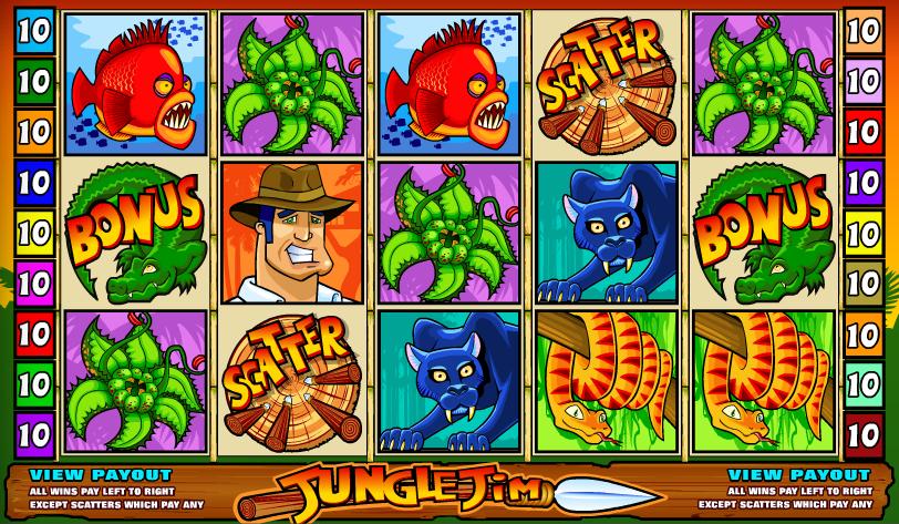 jungle jim slot review