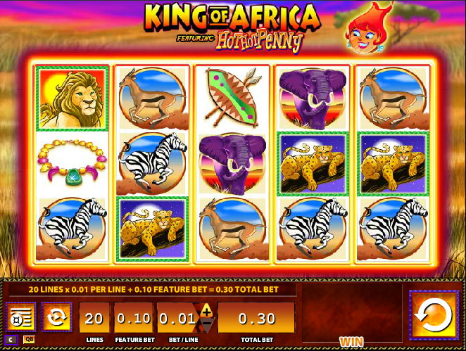 Hot Africa Slot - Review & Play this Online Casino Game
