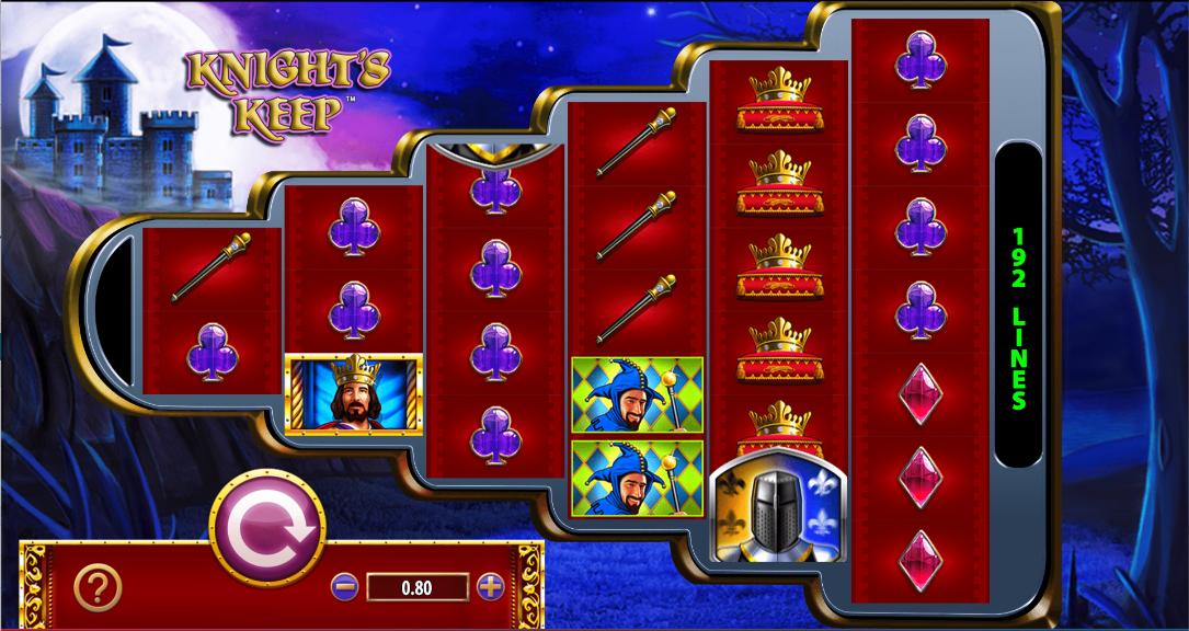 knights keep screenshot