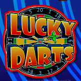 lucky darts logo