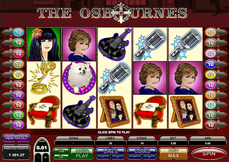 the osbournes slot review