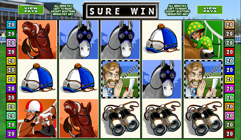 sure win screenshot