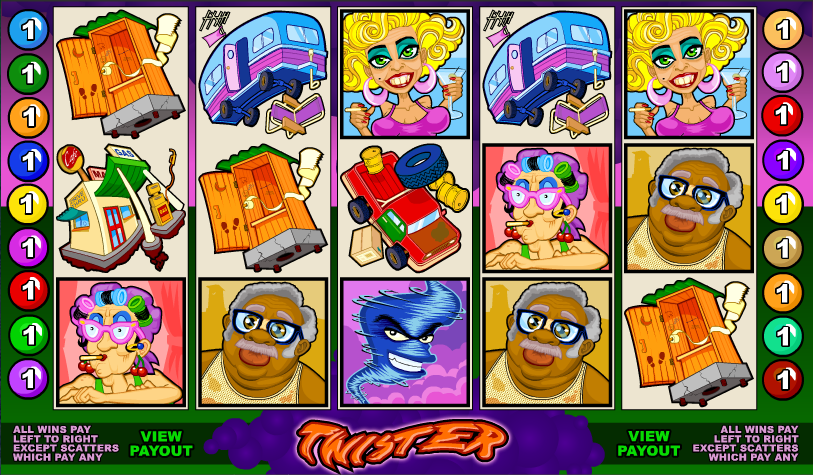 twister slot review