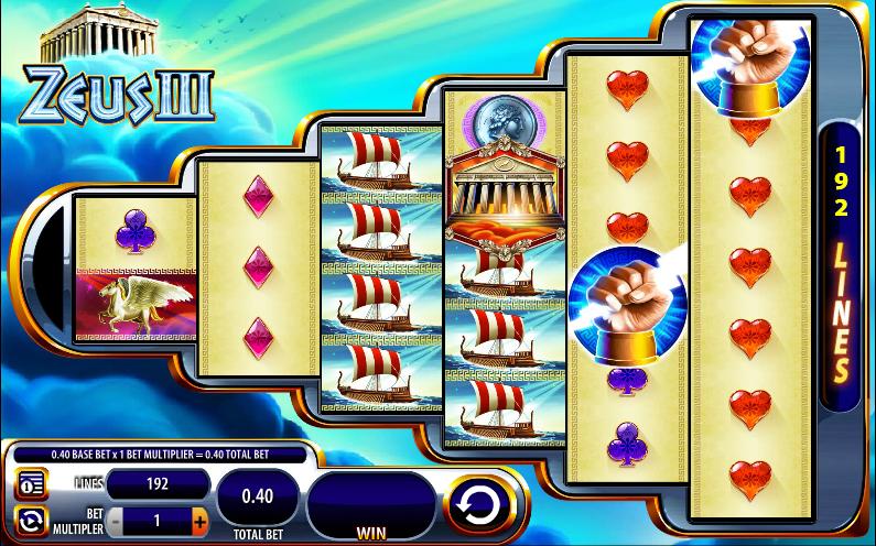 zeus 3 screenshot