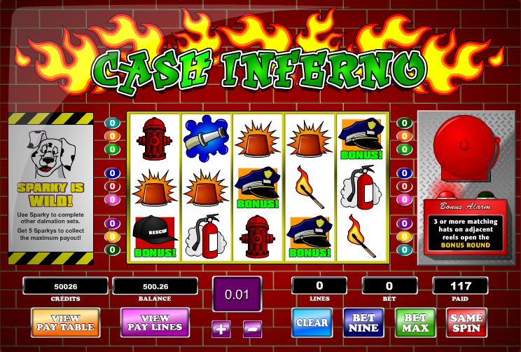 Max Cash™ Slot Machine Game to Play Free in Saucifys Online Casinos