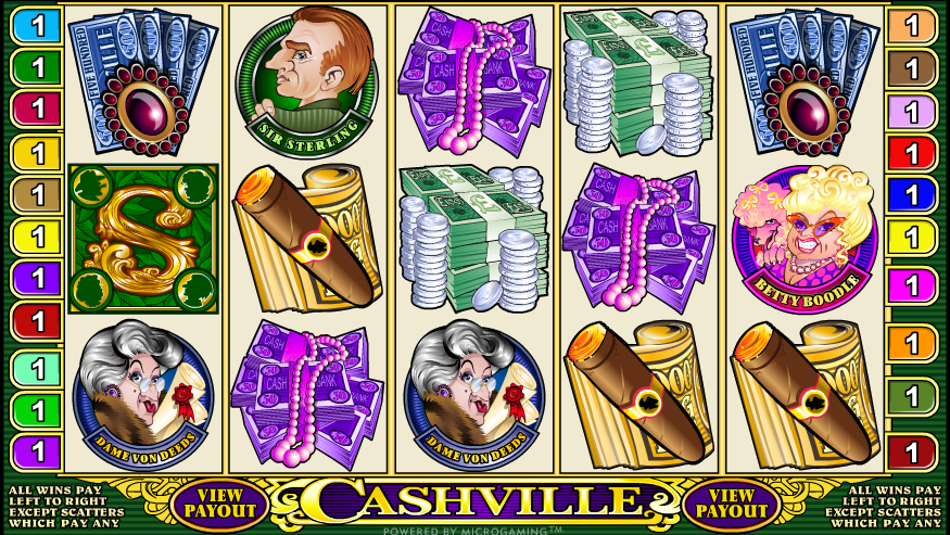 cashville screenshot
