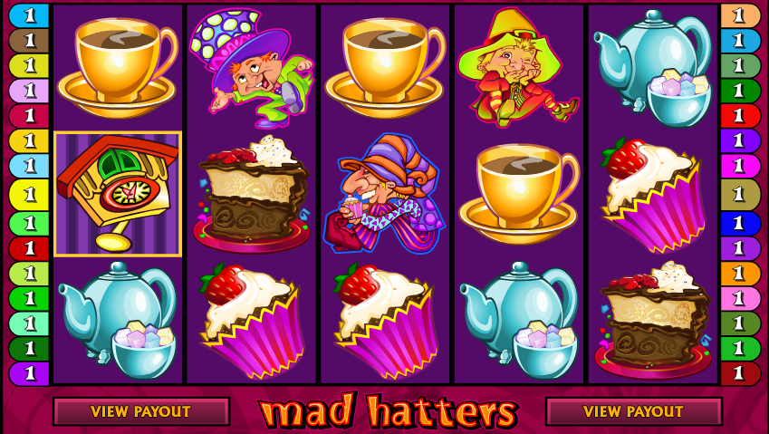 mad hatters screenshot
