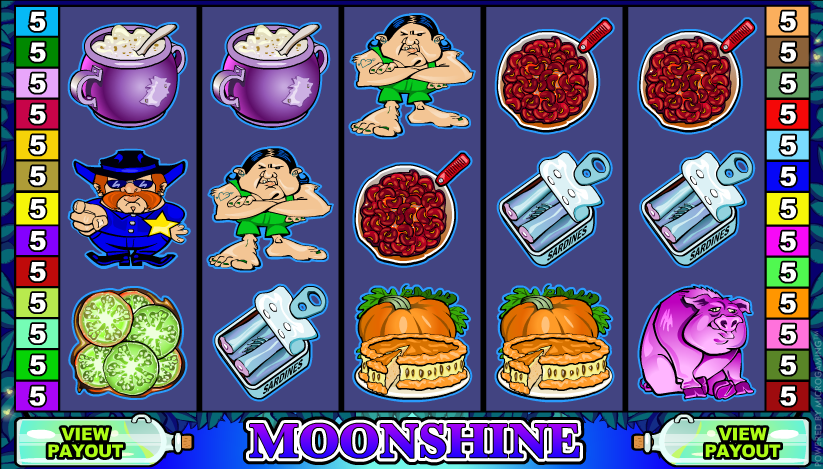 moonshine slot review