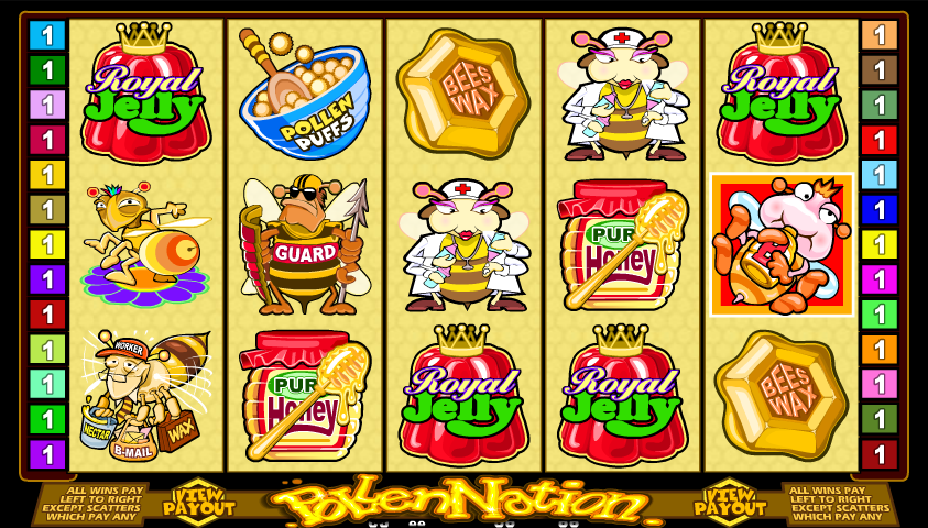 pollen nation slot review