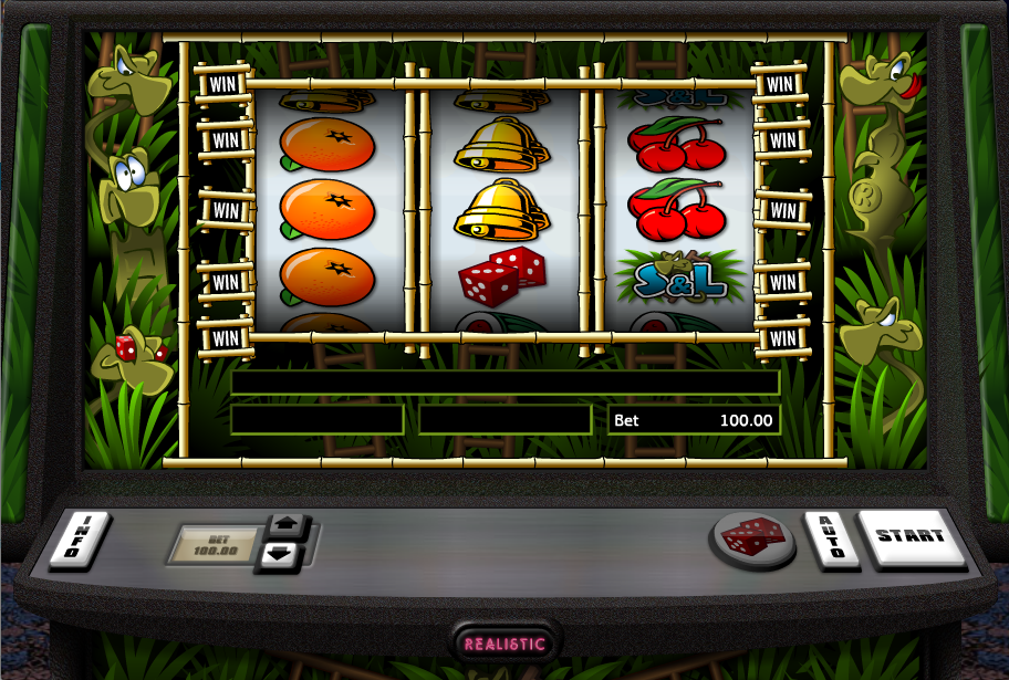 snakes & ladders slot review