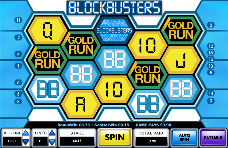 blockbusters free game