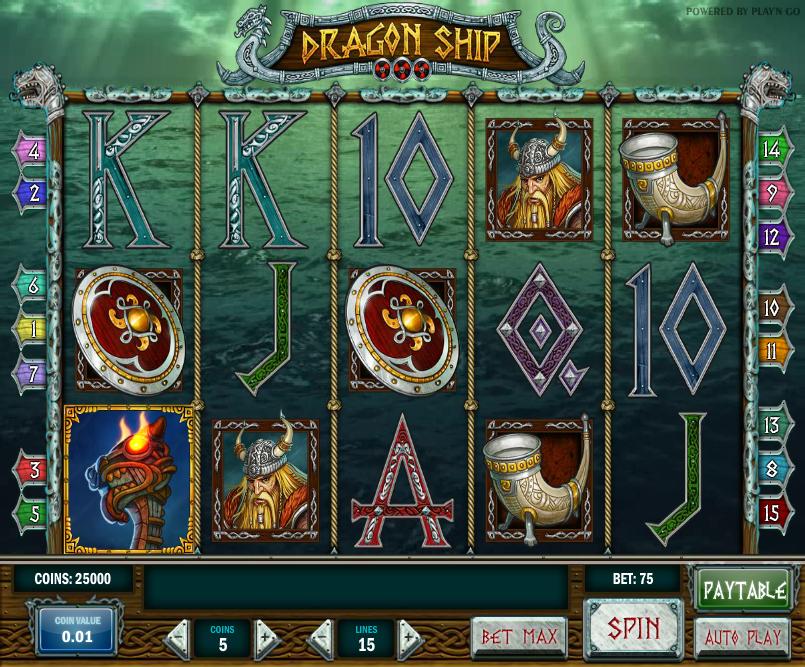 dragon ship slot review