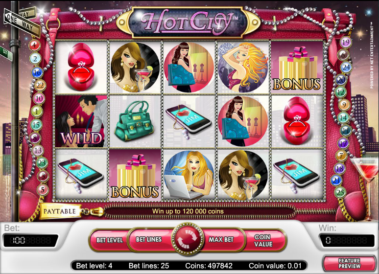 Sex and The City Slots Online and Real Money Casino Play