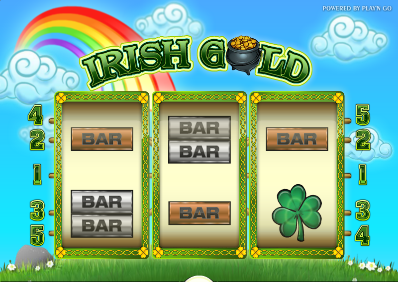 Spiele Irish Gold - Video Slots Online