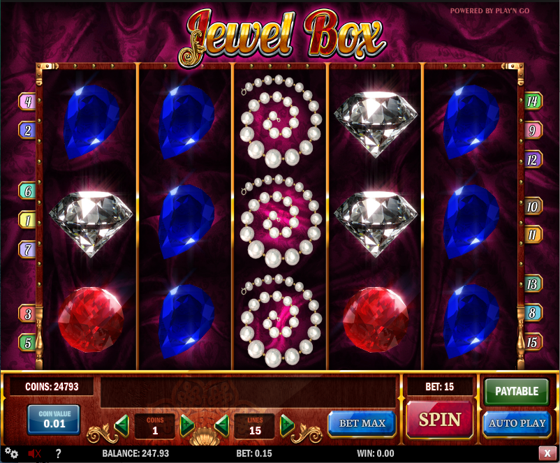 Jewel Box Online Slots for Real Money - Rizk Casino